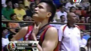 Ginebra vs San Miguel 12/20/08 Part7