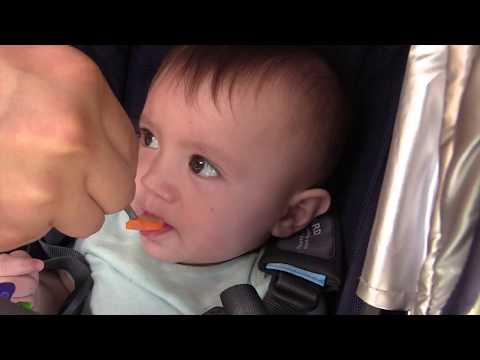 SOUR BABY FACES ♫ / Broken POWER WHEELS Car / Field Day Games w/ Family (FUNnel Vision Vlog)