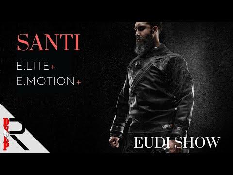 MUTE STAGNE SANTI E.LITE+ ed E.MOTION+ [EUDI SHOW]