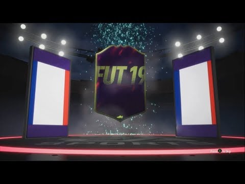 I PACKED A 500K+ WALKOUT & A FUTURE STAR!!! - FIFA 19