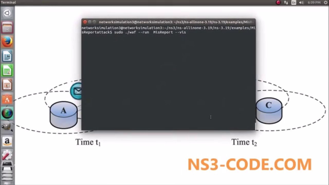 NS3 Video Tutorial - NS3 Simulator