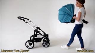 Обзор детской коляски Noordline Olivia ALU 2в1 и 3в1