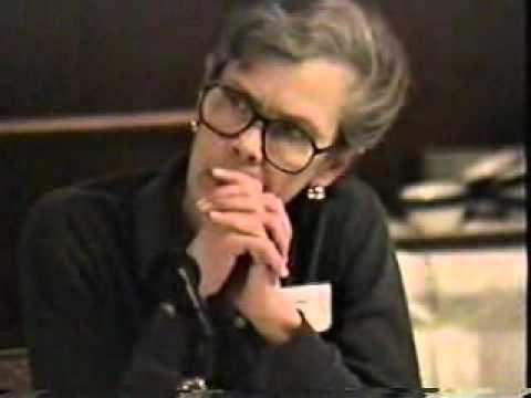 MK-ULTRA Victim Testimony C CIA Hearings 1996- 3