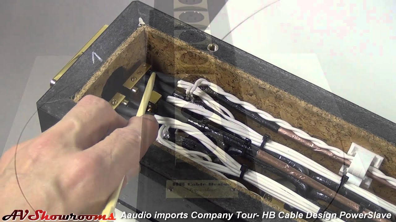 HB Cable Design PowerSlave Marble - YouTube