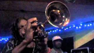 "Frank Aird (Trumpet Man): ""Take 5"","