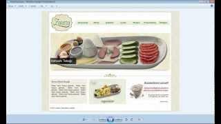 CSS İle Web Sayfası Tasarımı Web Tasarım Dersleri 5