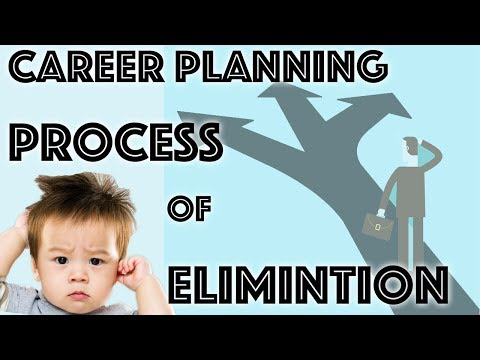 How to CHOOSE a CAREER? THE PROCESS OF ELIMINATION || Sidhikka Bajpai