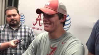 Jake Coker talks Cotton Bowl prep