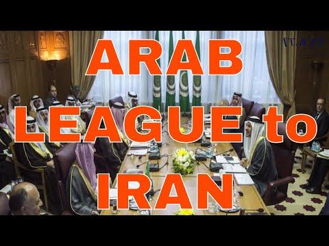 Arab League strongly condemns Iran-Hezbollah.