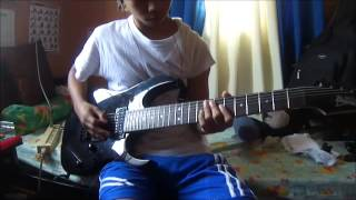 BottomFeeder-blessthefall Guitar Cover (WITH TABS)
