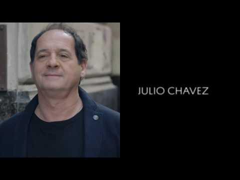 Julio Chávez es El Maestro en la TV y el teatro