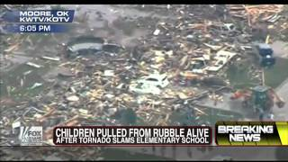 moore oklahoma a two mile wide ef5 tornado touches down leaving total destruction may 20 2013