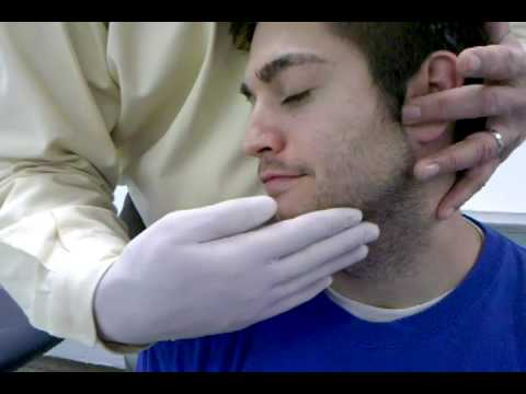 Tmj Caudal Lateral Glide Youtube
