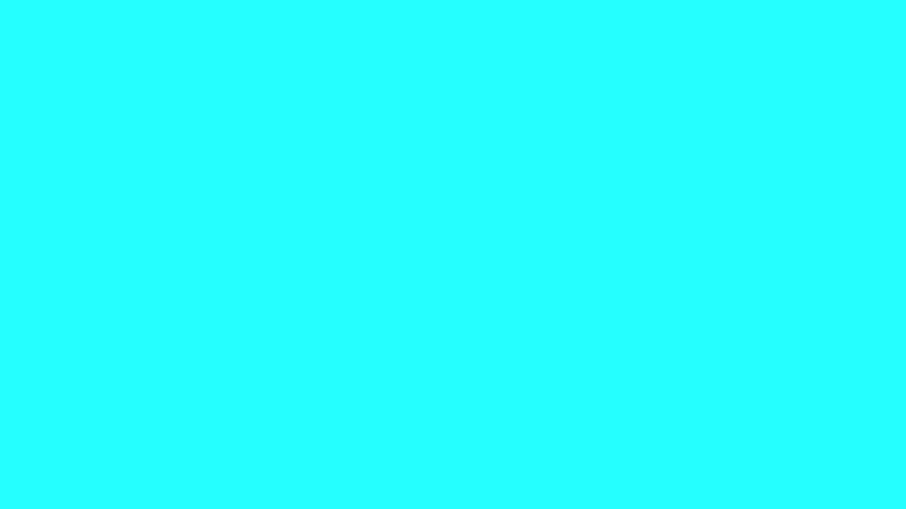 CYAN - RGB Color Code #00FFFF - YouTube