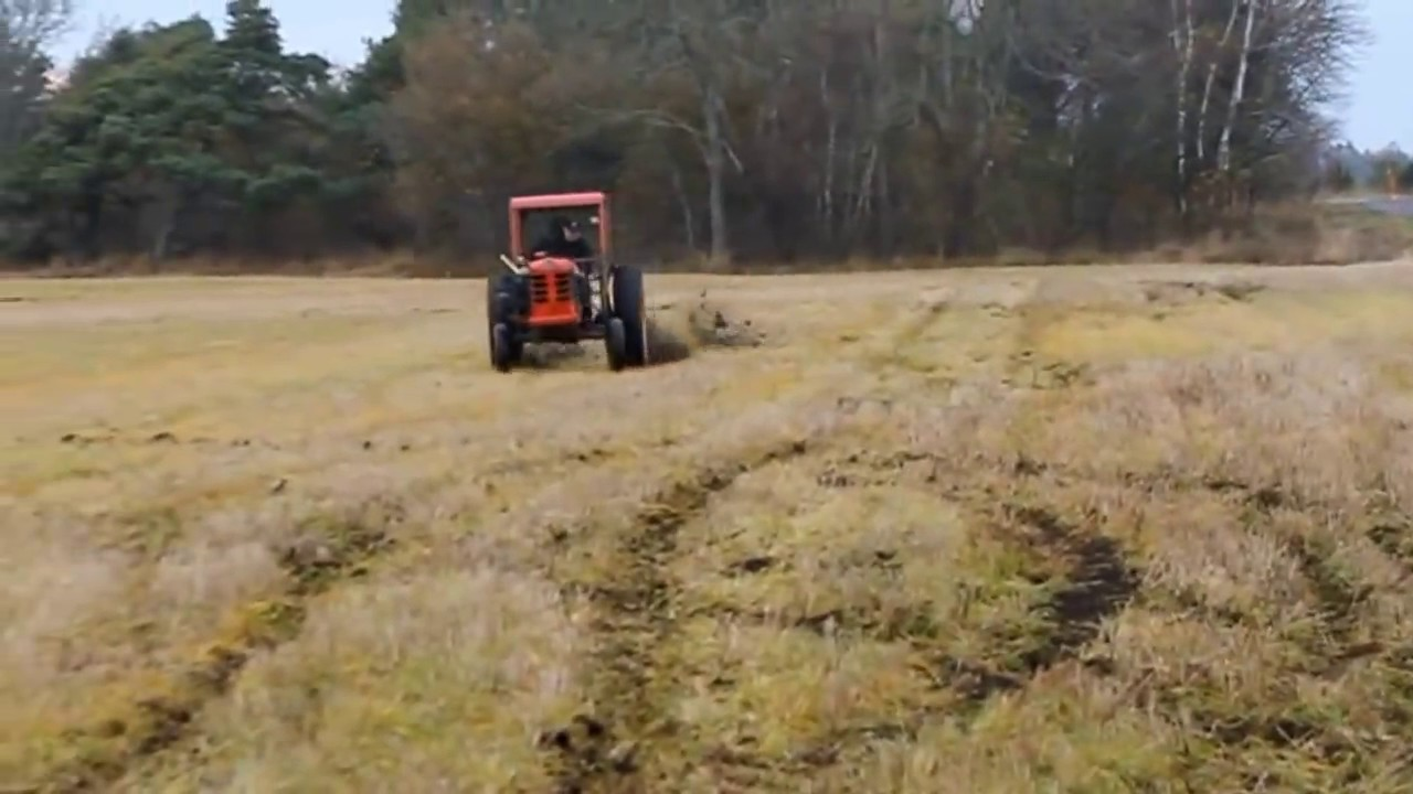 traktor racing volvo terror - YouTube