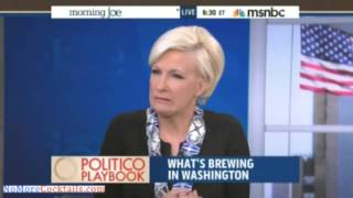 MSNBC's Mika Brzezinski mocks Lent; Will watch more TV as part of her Polish Lent