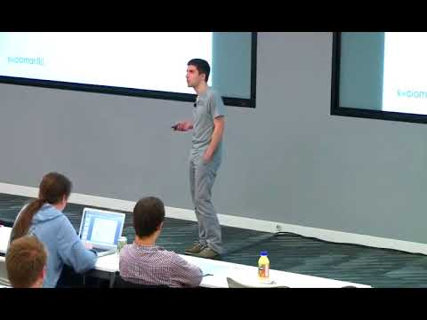 DConf 2014 Day 3 Talk 6: Declarative Programming In D -- Mihails Strasuns