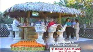 Home Bar Tiki Bar Design Plans. How To Build A Tiki Bar With Our Home Bar Tiki Bar Furniture Plans