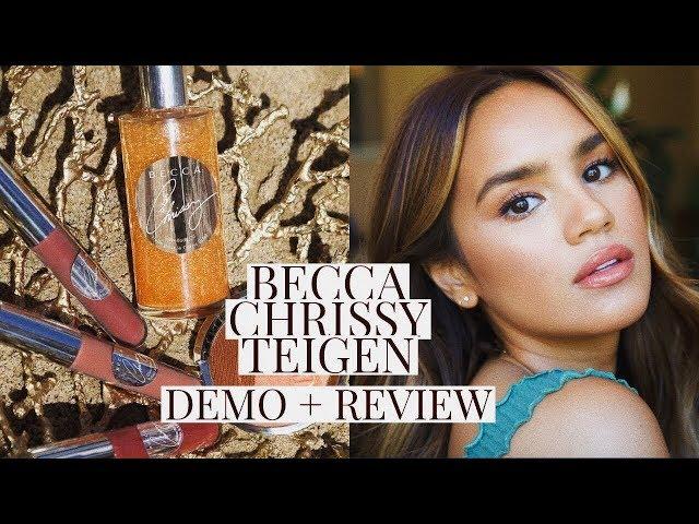 BECCA X CHRISSY TEIGEN ENDLESS SUMMER GLOW | DACEY CASH
