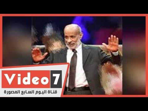 نجوم الفن يشاركون فى جنازة المخرج المسرحى محسن حلمى  - 12:59-2019 / 12 / 11
