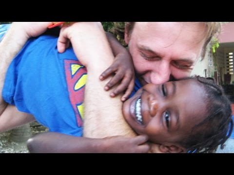 Adopting A Child During The Haitian Earthquake