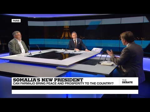 Somalia's New President: Can Farmajo Bring Peace and Prosperity? (part 1)