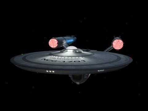Star Trek - Discovery - USS Enterprise NCC 1701 REVIEW    NEP 70