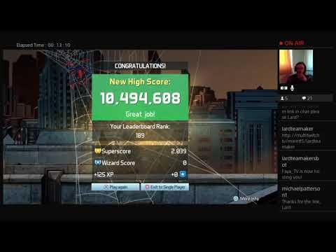 MarettVsLard4 :- Pinball FX3