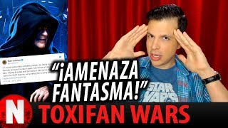 """""""Fans"""" Tóxicos de STAR WARS: Creciente Amenaza - Noticias de Cine"""
