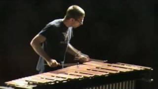 Marimba solo -White Knuckle Stroll.avi