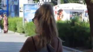 Ялта Набережная Трубач (Видео Турист)