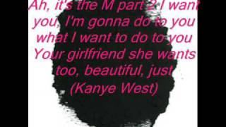 ♥The Beat Goes On : Madonna Ft. Kanye West  With Lyrics On Screen♥