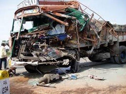 road accident in bengali