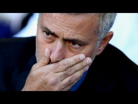 José Mourinho rues Chelsea missed chances