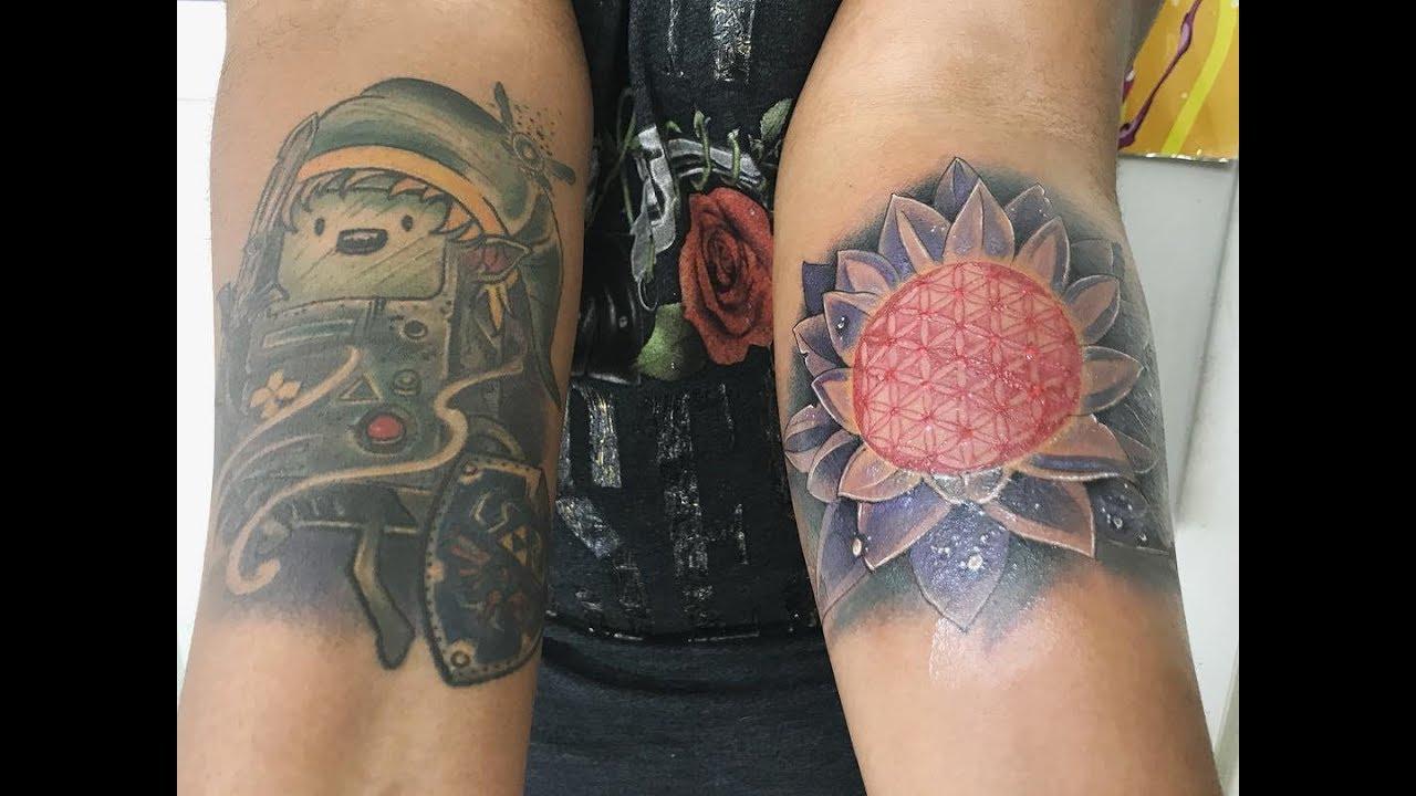 Second tattoo update tattoo journey youtube second tattoo update tattoo journey izmirmasajfo