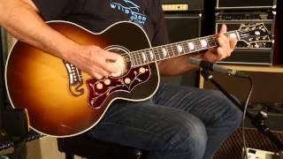 Gibson Montana SJ-200 Standard • SN: 13342004