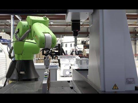 Toulouse  : A la découverte de la nouvelle usine 4.0 de Latécoère