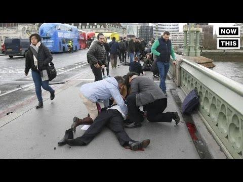 Terror Incident Near Parliament In London