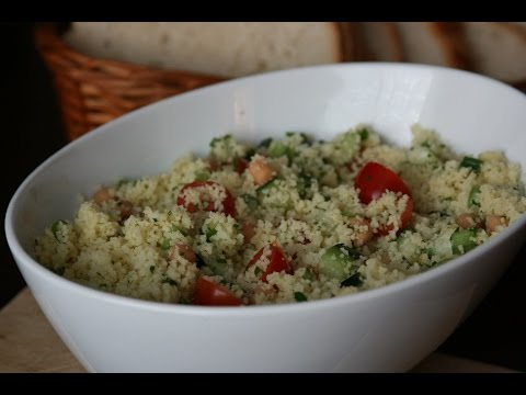 how to prepare couscous youtube