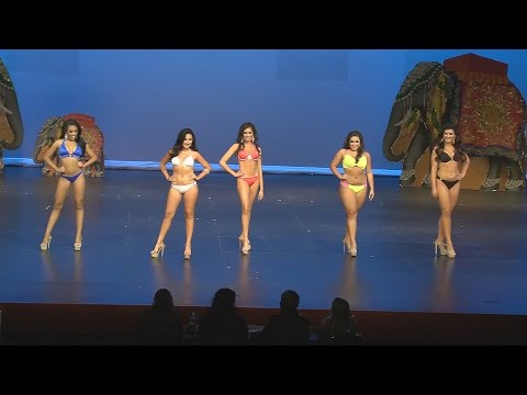 Miss Barstow 2015 Swimsuit Competition