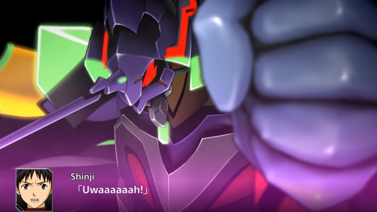 Super Robot Wars V En Eva 13 Eva 08 Secret Stage Youtube