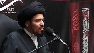 السيد منير الخباز - تقسيم القرآن الكريم لعالم الوجود, عالم الأمر والخلق