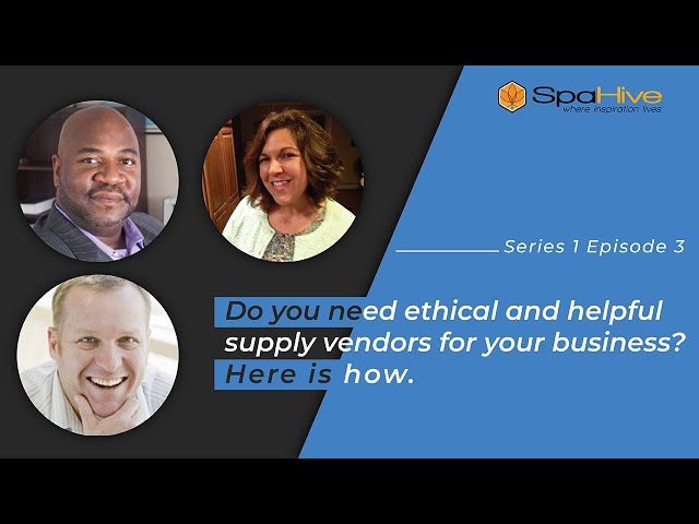 Series 1 Episode 3. Expenses Within Your Control: Supply Vendors Talk Consumables