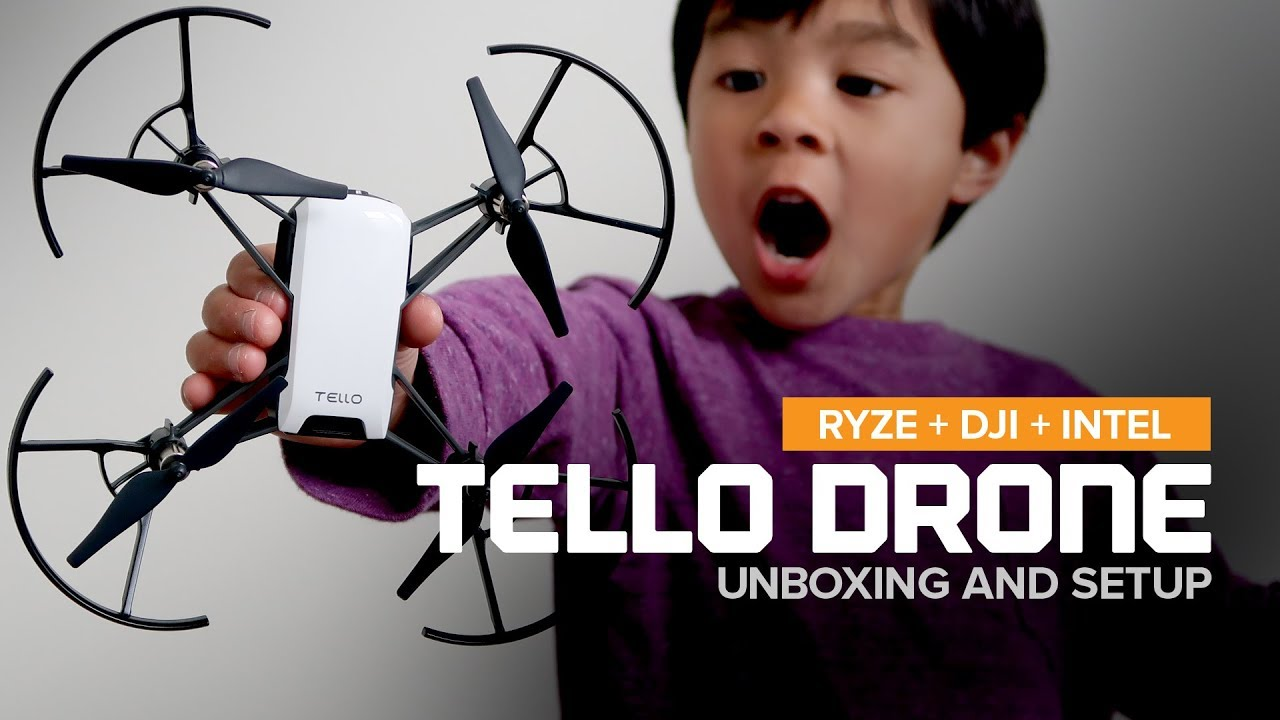 DJI Tello | DJI Tello Accessories | Ryze Tello | Cameras