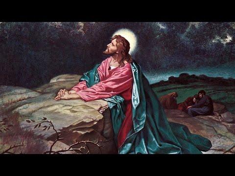 Holy Week: Gethsemane