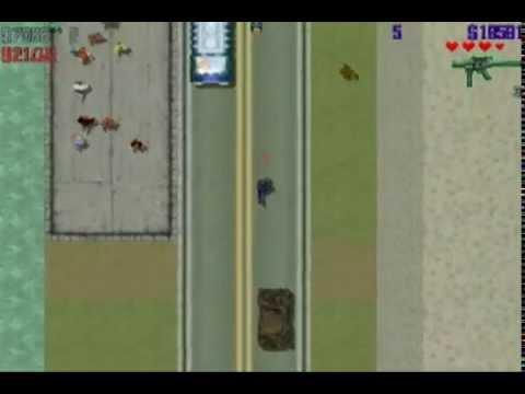 GTA2 - Wario5's Block Fort:  DAFE vs Wario5 & Black People (AKA Ronald Reagan)