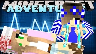 Minecraft - LITTLE KELLY WAS IN A CRASH!