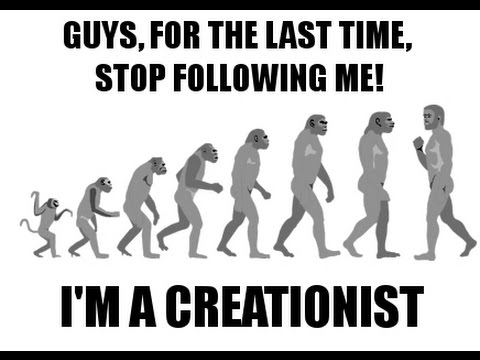 10 FACTS EVOLUTIONISTS DON'T WANT YOU TO KNOW (Response)