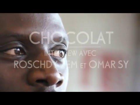 Chocolat: Interview avec Roschdy Zem et Omar Sy