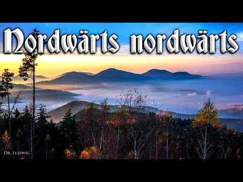 Nordwärts nordwärts  ✠ [German pathfinder song][instrumental]